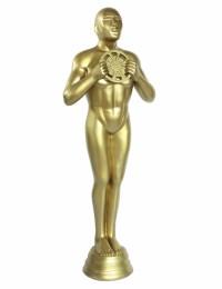 Filmpreisfigur groß