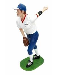Softballspielerin