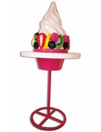 Frozen Joghurt Tisch