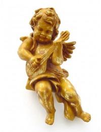 Engelputte mit Gitarre