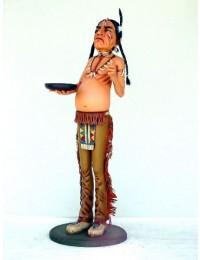 Indianer Butler