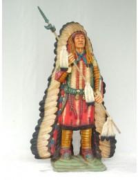 Indianerhäuptling