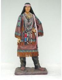 Indianerfrau Squaw
