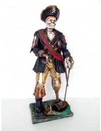 Piratenskelett klein