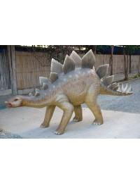 Saurier Stegosaurus klein