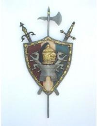 Ritter Wappenschilder