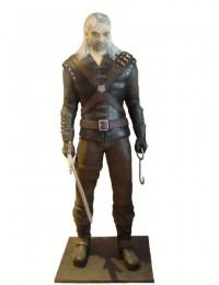 Geralt von Riva mit Schwert