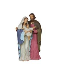 Heilige Familie stehend - Josef, Maria und Jesus