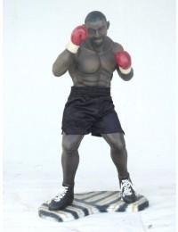 Boxer Mike Thyssen klein