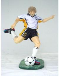 Fußball Spieler klein
