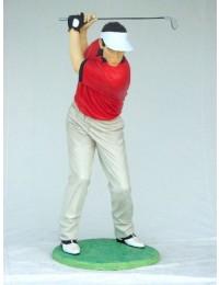 Golfer modern