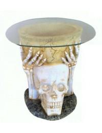 Totenkopf Tisch