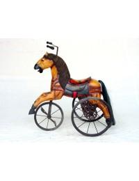 Pferd als Dreirad groß 2