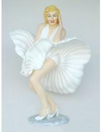 Marilyn Monroe Double tanzend