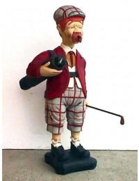 Alter Golfer
