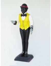 Negro Butler