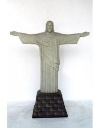 Christus Erlöserstatue Rio Brasilien klein