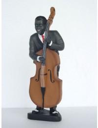 Bass Spieler klein