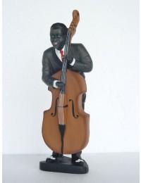 Bass Spieler mittel