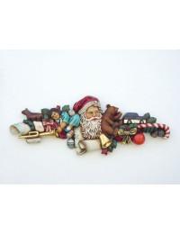 Weihnachtsband mit Geschenken