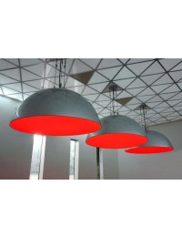 Retro Dome Lampe klein