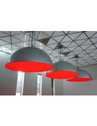 Retro Dome Lampe groß