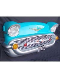 Chevrolet Front türkis
