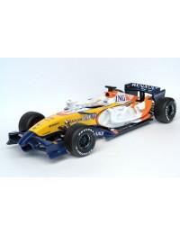 Blauer Formel 1 Rennwagen Nachbau klein