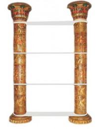 ägyptisches Regal groß 240cm