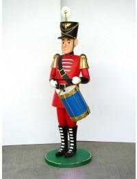 Nußknacker- Soldat mit Trommel