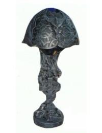 Gothische Drachenlampe