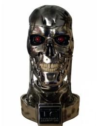 Terminator T-800 Büste - Endoskull Battle Damaged