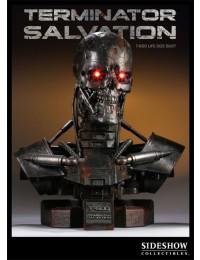 Terminator T-600 Salvation Büste