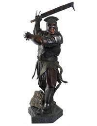 Urak-Hai Statue - Herr der Ringe