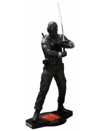 Snake Eyes Statue - GI Joe Geheimauftrag Cobra