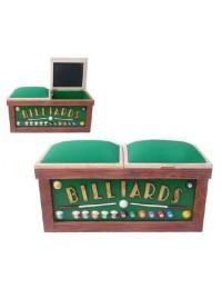 Billiard-Bank