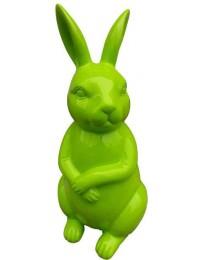 Osterhase grün