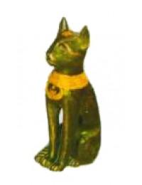 ägyptische sitzende Katze