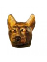 ägyptischer Katzenkopf