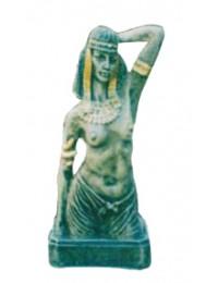ägyptische freizügige Schönheit Steinoptik