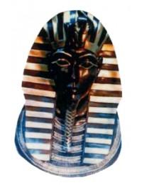 schwarz goldene Pharaobüste Ägypten