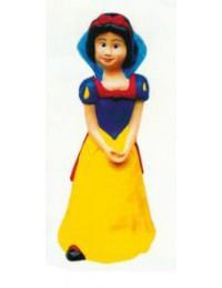 Schneewittchen im gelben Kleid klein