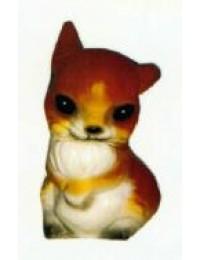 kleiner hellbrauner Hamster