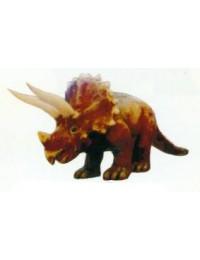 kleiner Dino mit langen Hörnern Variante 2