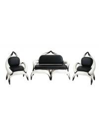 Stierhorn Sofa und Sitze