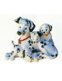 Dalmatiner Familie