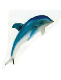 Delfin springend auf Ständer