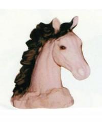 Pferdekopf als Büste