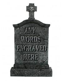 Kreuz Grabstein mit Wunschbeschriftung