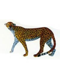 laufender Jaguar groß